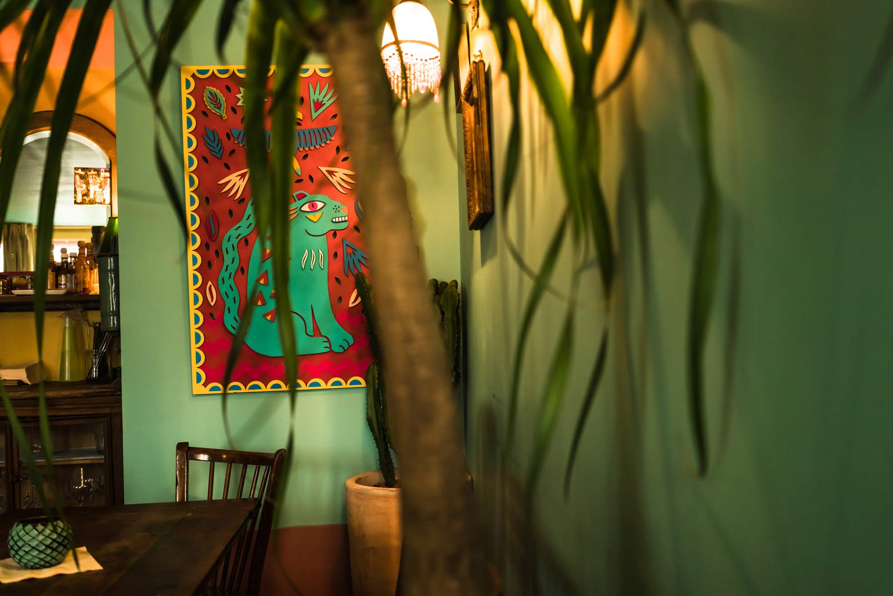 Distrito Francés - Le boudoir mexicain 9