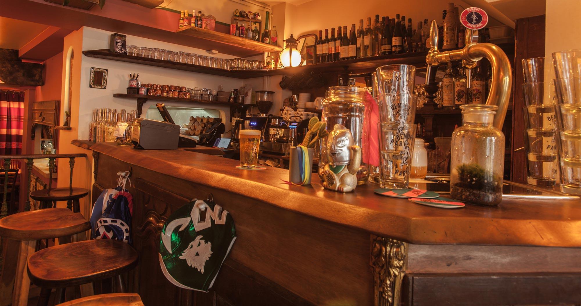 Distrito Francés - Le bar