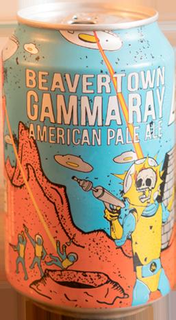 Bière BEAVERTOWN GAMMA RAY ALE - Distrito Francés