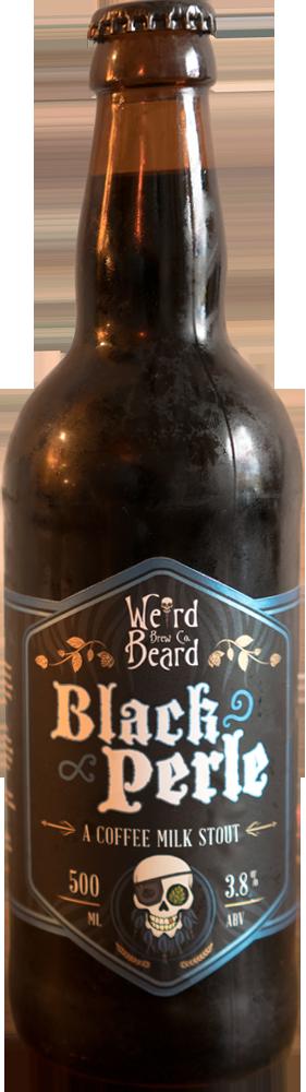 Bière BLACK PERLE - Distrito Francés