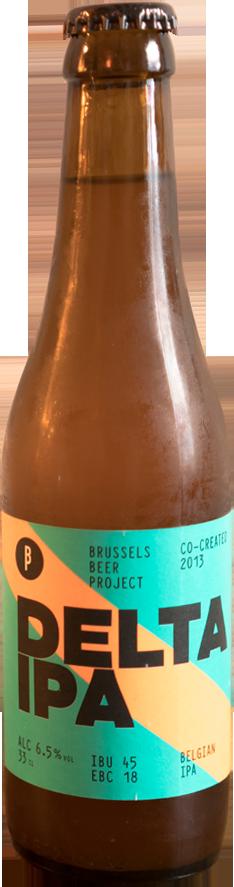 Bière DELTA IPA - Distrito Francés