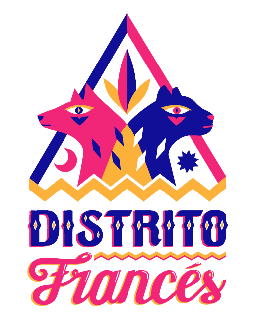 Logo Distrito Francés
